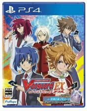 NEW PS4 Card Fight !! Vanguard Ex JAPAN Sony PlayStation 4 import Japanese game