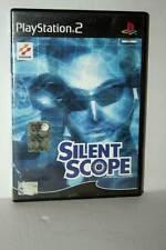 SILENT SCOPE GIOCO USATO PS2 VERSIONE ITALIANA PAL GD1 43579