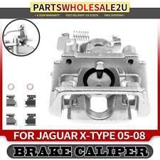 Rear Right Disc Brake Caliper With Bracket For Jaguar X Type 2005 2008 25l 30l Fits Jaguar