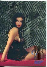 James Bond Connoisseurs Collection Volume 2 FX Tech Chase Card W17