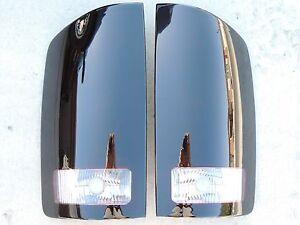 02-06 Ram Smoked Tail Lights CUSTOM OE Black non led Tinted Lamps Dodge
