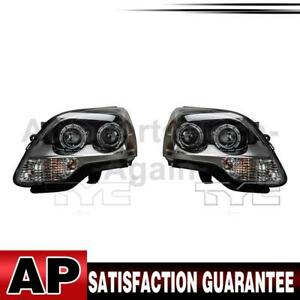TYC 20-6891-00 GMC Acadia Right Replacement Head Lamp