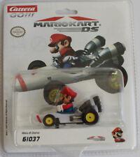 "Carrera Go 1:43 Nintendo Mario Kart DS "" Mario B Dasher  61037 NEU OVP"