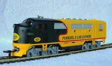 Ho Scale Trains Model Power F2 Pennzoil Loco