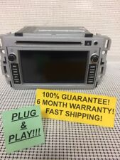 CHEVY EQUINOX Navigation Radio 2007 2008 PLUG & PLAY GPS MP3 AUX CD Player