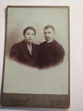Györ-COPPIA-uomo & donna-Portrait/KAB
