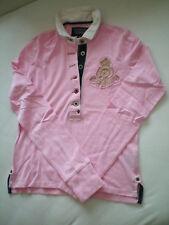 Polo Jeans Ralph Lauren,Longarmshirt, rosa, Gr. M