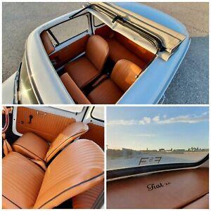 Tappezzeria Fiat 500 L DISPONIBILE  su richiesta per altri modelli F-R  Fiat 126
