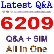 Avaya Aura Contact Center CCT & Multimedia Implementation 6209 Exam Q&A PDF+SIM