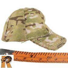 Female Commando - Ball Cap Hat - 1/6 Scale - Feel Toys Action Figures