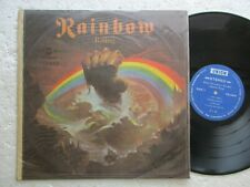 RAINBOW - Rising - Rare & Ltd edit. Taiwan release LP
