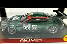 AUTOart Aston Martin DBR9 24h Le Mans 2005 #58 Lamy Enge Kox #80506 1/18 <ea1>