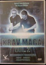 Krav Maga Israeli Self Defense: Vol 2 - Intermediate Techniques DVD Region Free