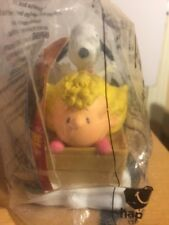 Peanuts The Movie Happy Meal Toy, Sally And Snoopy, 2015 McDonald's, New