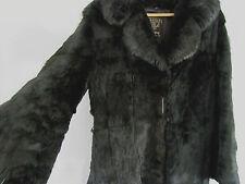Pelzmantel Echt Pelz Fashion Style aus französichen Fellen Gr. 44