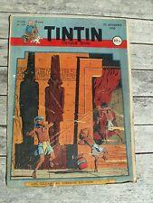 Journal de tintin 23 novembre 1950 numéro 109 complet BE