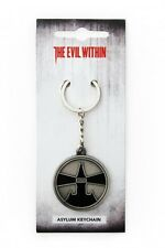 The Evil Within Asylum Metal Keyring Keychain | Official Gaming Merchandise[New]