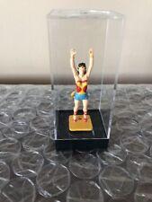 Vintage 3.5 inch Wonder Woman Figure - 1966 Ideal Justice League Batman Playset