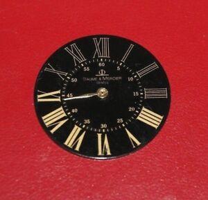 Vintage Baume Mercier Watch Dial