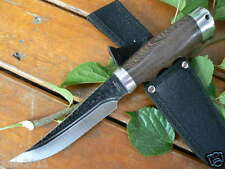 BD932B Hunting Survival Camping Military Skining Knife Pig Sticker Big Handle