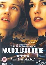 Mulholland Drive 2002  Laura Harring, Naomi Watts, Justin NEW SEALED UK R2 DVD