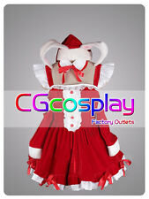 Hot Free Shipping Cosplay Costume Super Sonic Dress New in Stock Retail Uniform