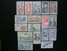 Czechoslovakia 1960 Complete Year Set of 66 Stamps CTO MLH