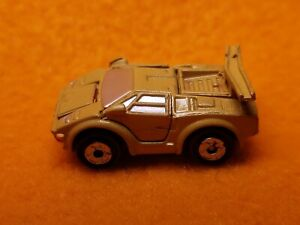Micro Machines Deluxe Lamborghini Countach with openning Doors Trunk & Hood GOLD