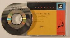 faith no more cds a small victory  PROMO  prcd 5564   m-/m-  2 mixes