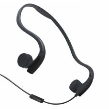 Open-Ear Sport Bone Conduction Stereo Headphones with Noise Reduction Microphone
