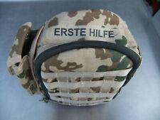 IFAK Erste Hilfe Tasche Sanitäter Tasche Bundeswehr Wüsten Flecktarn