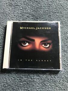 Michael Jackson - In The Closet - US CD Single (49K74267)