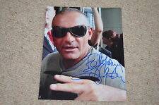 Christian Audigier Signed Autograph In Person 20x25 cm Ed Hardy (+2015)