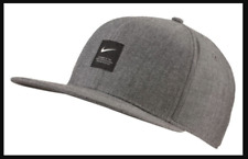 New Nike AeroBill Pro Cap Majors Flat Bill BQ1312-010 Adjustable Golf Hat Tiger
