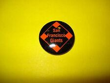 San Francisco Giants Pin-1984 Crane potato chips