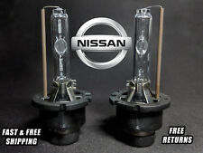 OE Front Stock HID Headlight Bulb For Nissan Maxima 2009-2014 LOW BEAM Set of 2