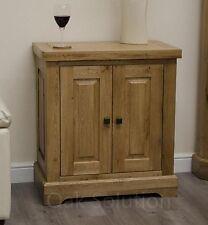 Regent solid oak furniture hallway living room office storage cupboard