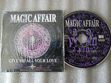 CD-MAGIC AFFAIR-GIVE ME ALL YOUR LOVE-OMEN-THE STORY CONTINU(CD SINGLE)94-2TRACK