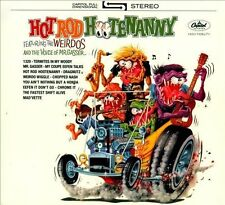 Hot Rod Hootenanny [Digipak] by Mr. Gasser & the Weirdos (CD, 2011, Sundazed)