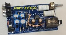 Headphone amplifier assembled board 1 piece no housing nice sound Grado RA-1  !