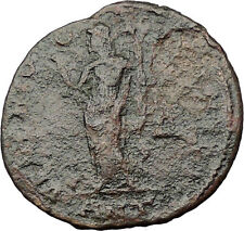 GALERIA VALERIA 308AD Ancient Roman Coin VENUS Fertility Love Cult  i32245