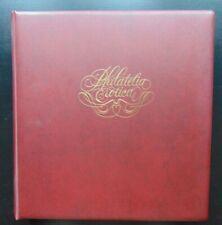 """Vordruck Album """"Philatelia Erotica"""", Hermann E. Sieger, 65 Blatt, 1990'iger"""
