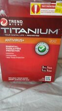 10 x Trend Micro Titanium Antivirus+ 2012 3 PC/1MAC 1 Year
