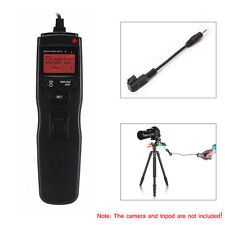 Timer Remote Shutter Release for Sony A77 A77II A65 A57 A900 A700 A350 A300 DSLR