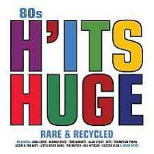 VARIOUS - 80S H IT'S HUGE: RARE & RECYCLED 80S (3CD)