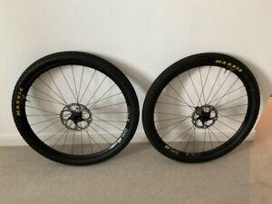 """DT Swiss X 1700 Spline 25 MTB Wheels 29""""-Front,Rear + Maxxis Tyres + Brake Disc"""