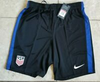 Brand New NWT Authentic Nike Dri fit soccer men's shorts team USA size M