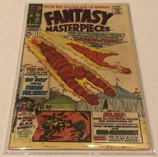 Fantasy Masterpieces #11, (1967, Marvel): Sub-Mariner/Human Torch!
