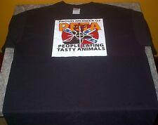 Proud Member Of PETA People Eating Tasty Animals T-shirt Vinyl Hunting Humor