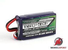 Nanotech 450mAh 3S 65C Lipo Battery E-flite Compatible Blade 180CFX EFLB4503SJ30